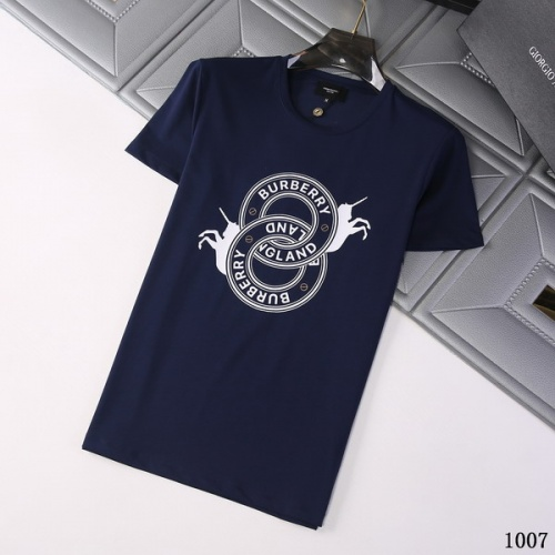 Burberry T-Shirts Short Sleeved For Men #845728