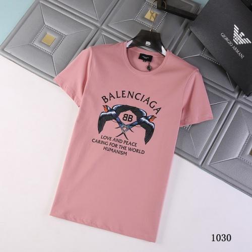 Balenciaga T-Shirts Short Sleeved For Men #845735