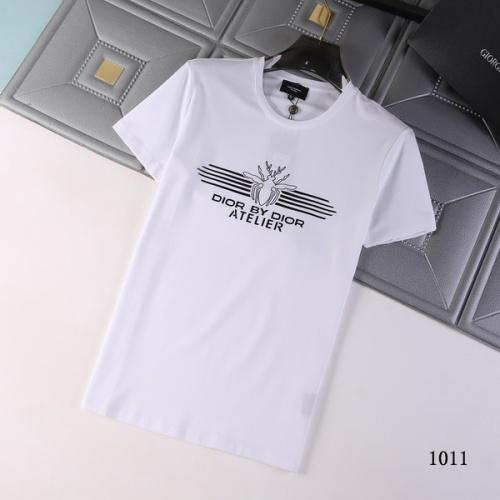 Christian Dior T-Shirts Short Sleeved For Men #845739