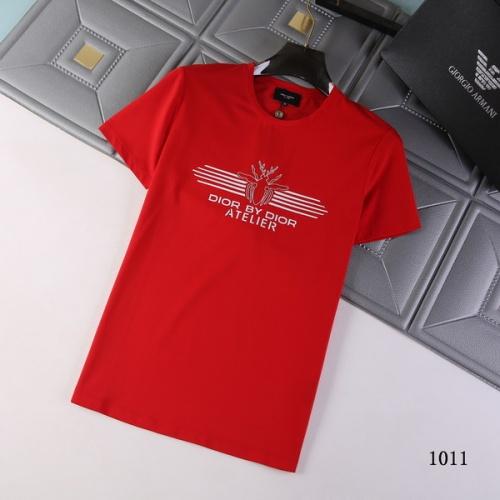 Christian Dior T-Shirts Short Sleeved For Men #845741