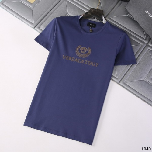 Versace T-Shirts Short Sleeved For Men #845742
