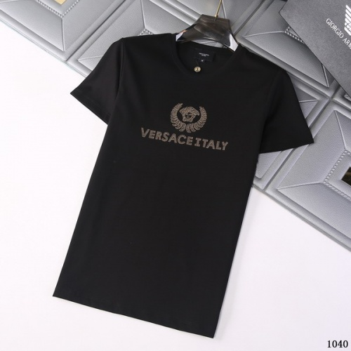 Versace T-Shirts Short Sleeved For Men #845743