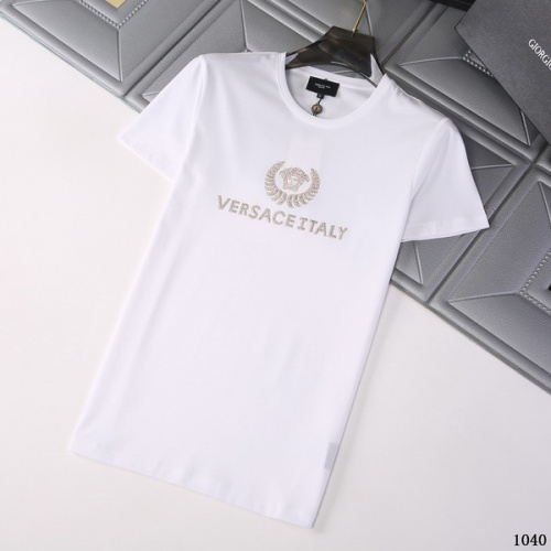 Versace T-Shirts Short Sleeved For Men #845744