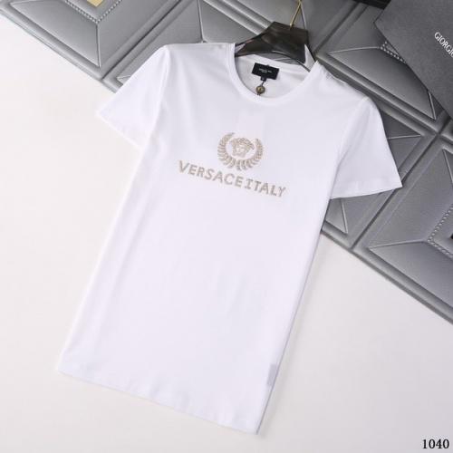 Versace T-Shirts Short Sleeved For Men #845744