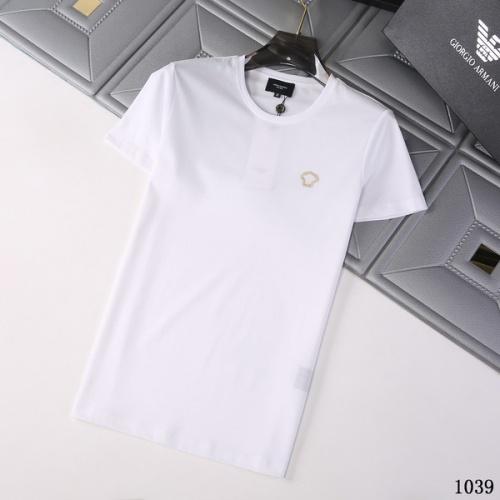 Versace T-Shirts Short Sleeved For Men #845745