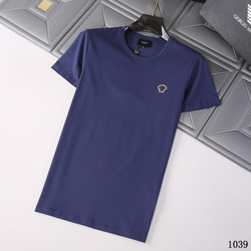 Versace T-Shirts Short Sleeved For Men #845746