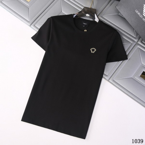 Versace T-Shirts Short Sleeved For Men #845747