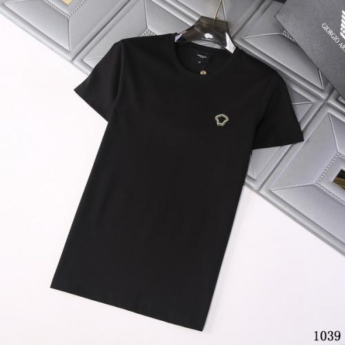 Versace T-Shirts Short Sleeved For Men #845747