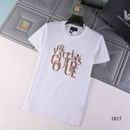 Versace T-Shirts Short Sleeved For Men #845750