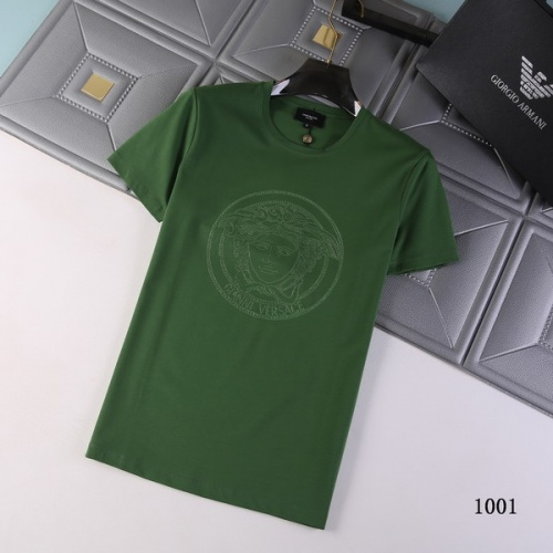 Versace T-Shirts Short Sleeved For Men #845752