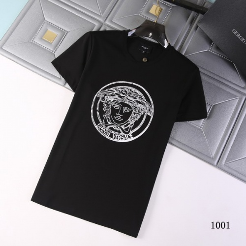 Versace T-Shirts Short Sleeved For Men #845753