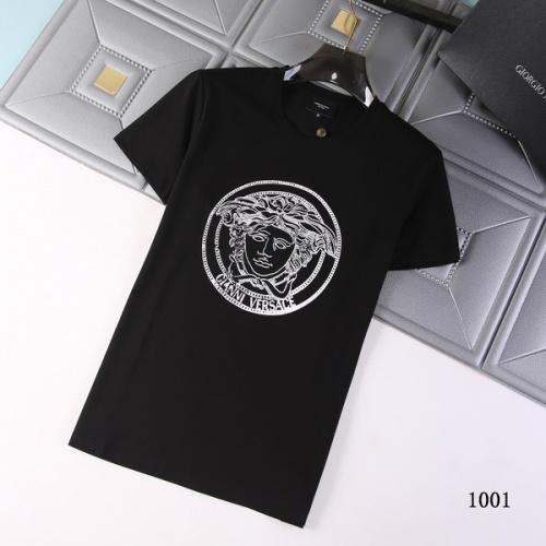 Versace T-Shirts Short Sleeved For Men #845753