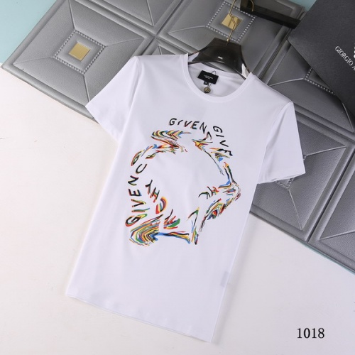Givenchy T-Shirts Short Sleeved For Men #845757