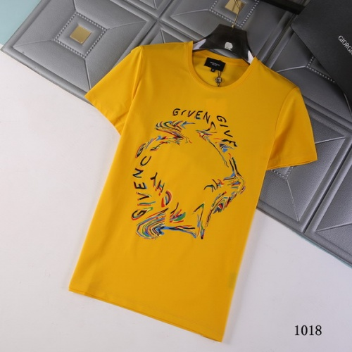Givenchy T-Shirts Short Sleeved For Men #845759