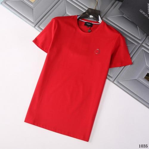 Moncler T-Shirts Short Sleeved For Men #845764
