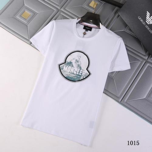Moncler T-Shirts Short Sleeved For Men #845768