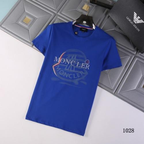 Moncler T-Shirts Short Sleeved For Men #845772