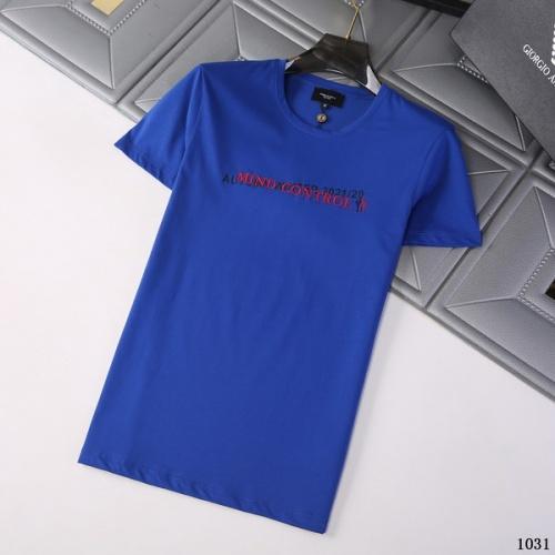 Moncler T-Shirts Short Sleeved For Men #845776