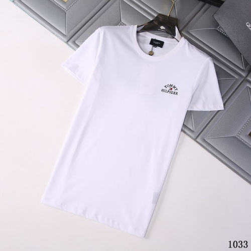 Tommy Hilfiger TH T-Shirts Short Sleeved For Men #845778