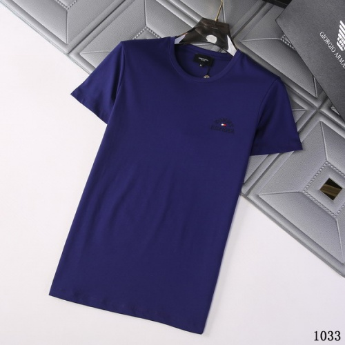 Tommy Hilfiger TH T-Shirts Short Sleeved For Men #845780