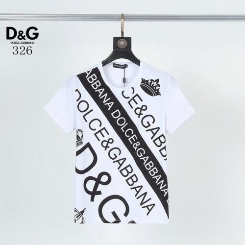 Dolce & Gabbana D&G T-Shirts Short Sleeved For Men #845794