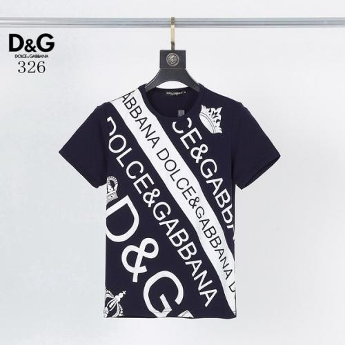 Dolce & Gabbana D&G T-Shirts Short Sleeved For Men #845795
