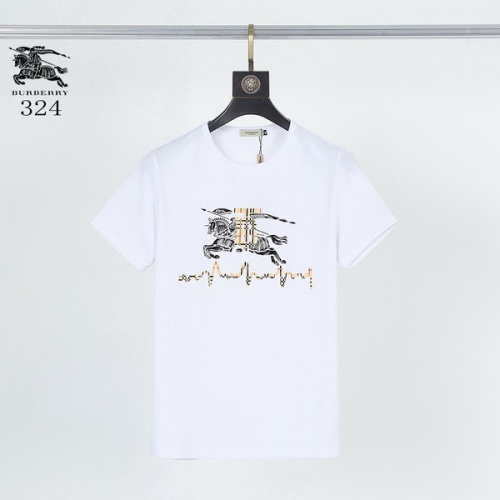 Burberry T-Shirts Short Sleeved For Men #845814