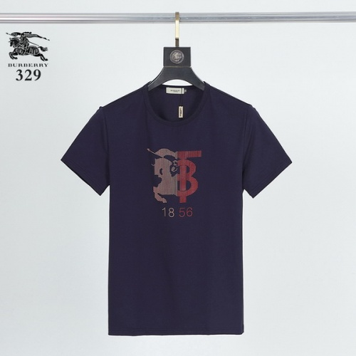 Burberry T-Shirts Short Sleeved For Men #845817