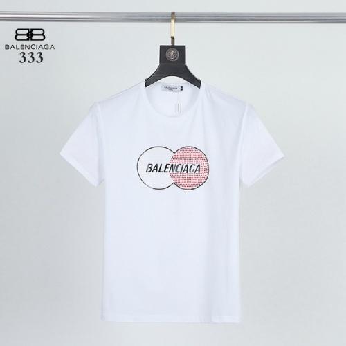 Balenciaga T-Shirts Short Sleeved For Men #845820