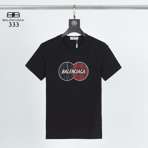Balenciaga T-Shirts Short Sleeved For Men #845822