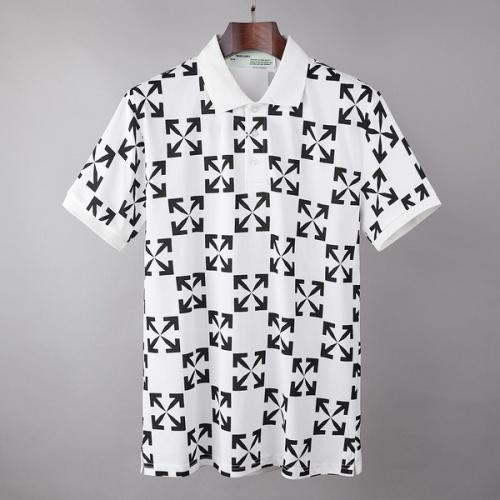 Off-White T-Shirts Short Sleeved For Men #845861