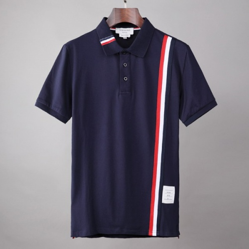 Thom Browne TB T-Shirts Short Sleeved For Men #845869