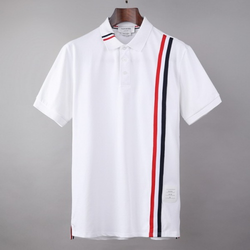 Thom Browne TB T-Shirts Short Sleeved For Men #845871