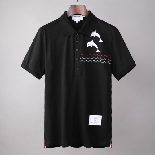 Thom Browne TB T-Shirts Short Sleeved For Men #845873