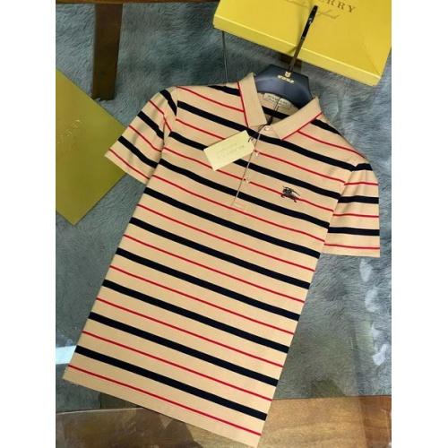 Burberry T-Shirts Short Sleeved For Men #845878