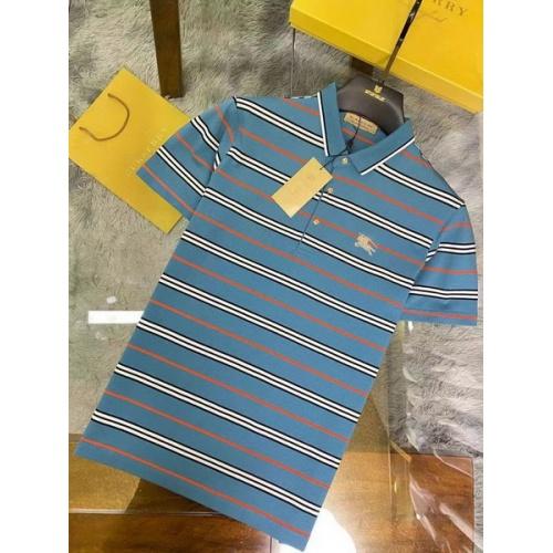 Burberry T-Shirts Short Sleeved For Men #845879