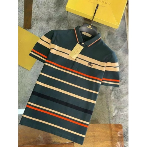 Burberry T-Shirts Short Sleeved For Men #845882