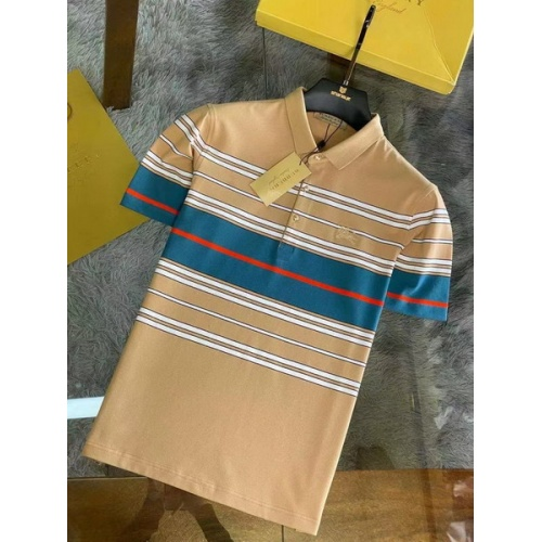 Burberry T-Shirts Short Sleeved For Men #845884