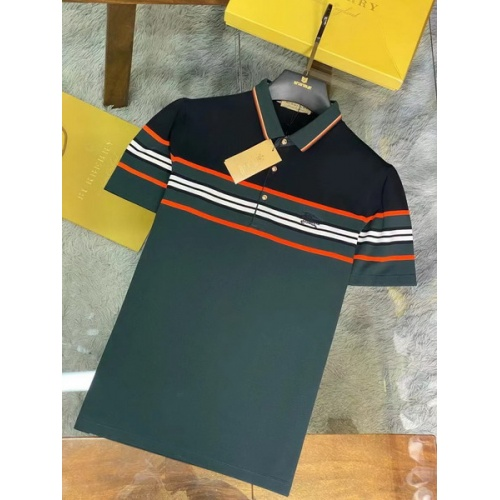 Burberry T-Shirts Short Sleeved For Men #845886