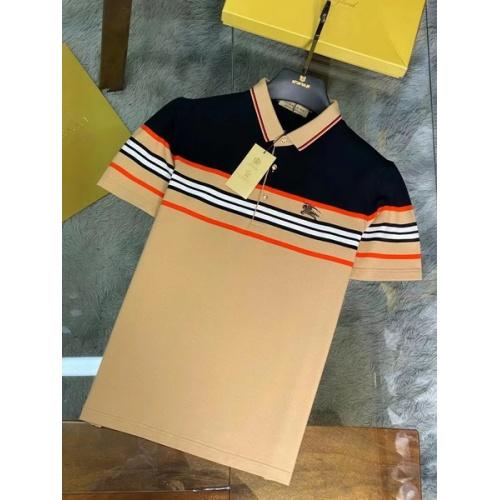 Burberry T-Shirts Short Sleeved For Men #845887