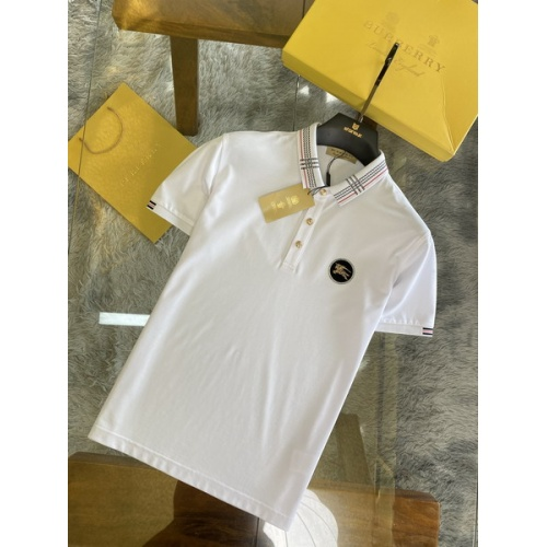 Burberry T-Shirts Short Sleeved For Men #845890