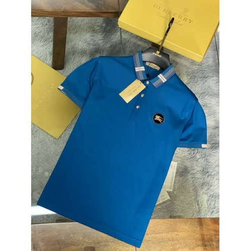 Burberry T-Shirts Short Sleeved For Men #845891