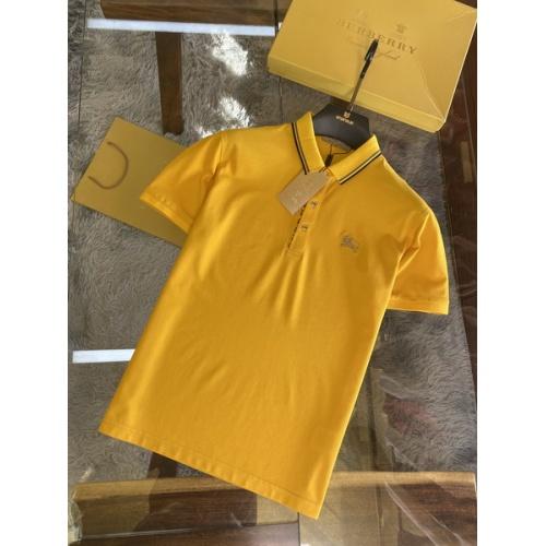 Burberry T-Shirts Short Sleeved For Men #845895