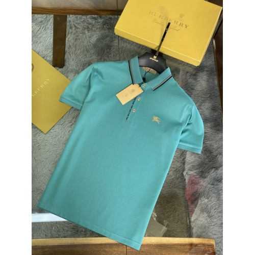 Burberry T-Shirts Short Sleeved For Men #845896