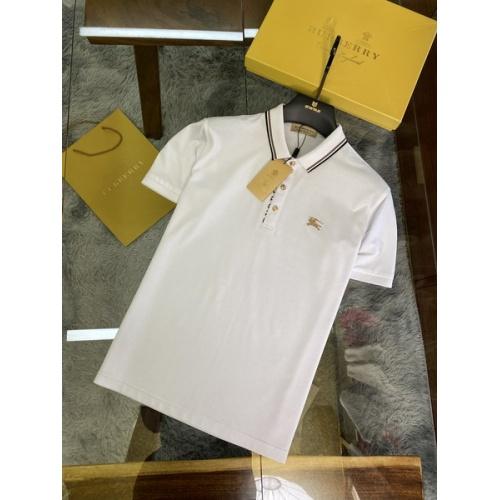 Burberry T-Shirts Short Sleeved For Men #845897