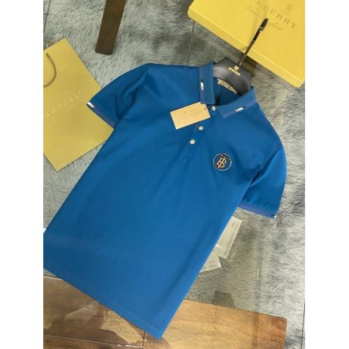 Burberry T-Shirts Short Sleeved For Men #845901