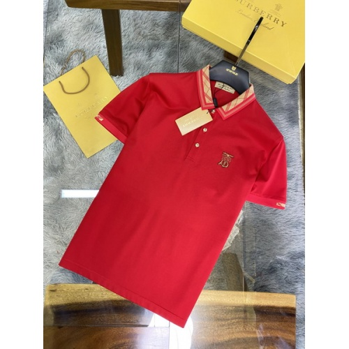 Burberry T-Shirts Short Sleeved For Men #845909