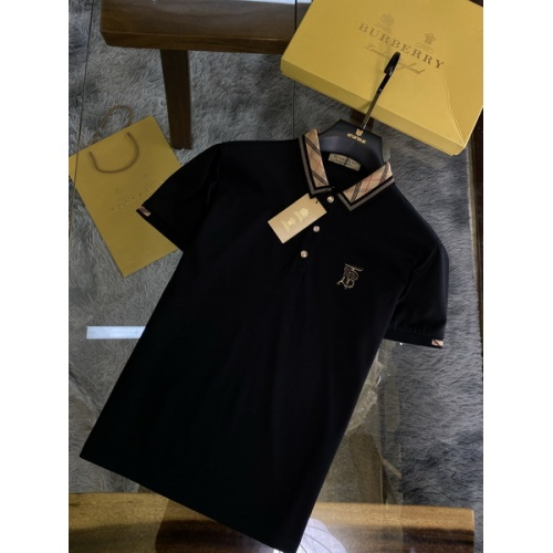 Burberry T-Shirts Short Sleeved For Men #845910