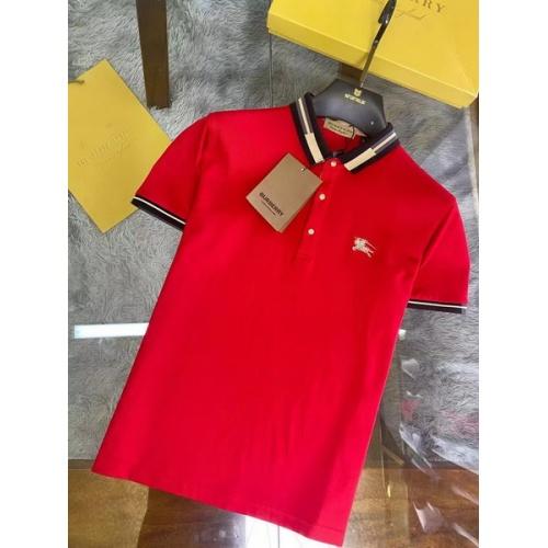 Burberry T-Shirts Short Sleeved For Men #845912