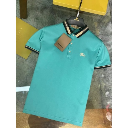 Burberry T-Shirts Short Sleeved For Men #845913